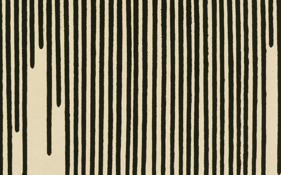 Partitions calligraphiques sur papier chinois
