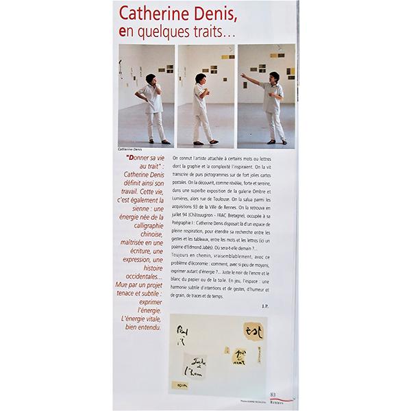 1994 - Rennes, Le Magazine n° 1