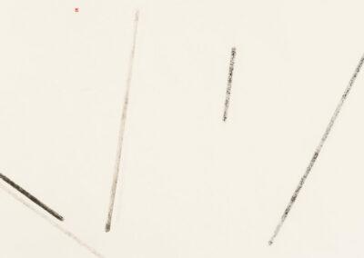 17 - Reports architectoniques - 75 x 133cm - Shanghai 2006 - Rennes 2010