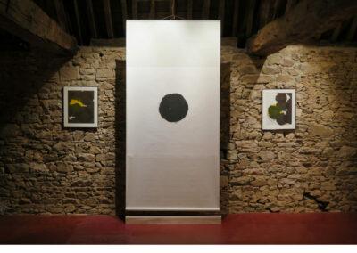 6 - Le temps d'une vie - Rennes 2010 - 258 x 127,5 cm