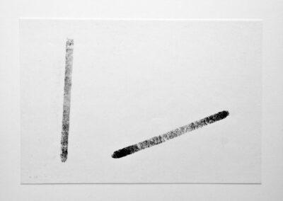 8 - Reports architectoniques - 30 x 40cm - Rennes 2015
