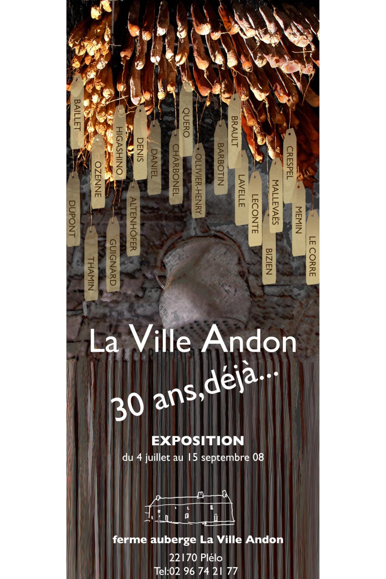 2008 - La Ville Andon 30ans, Plelo (22)