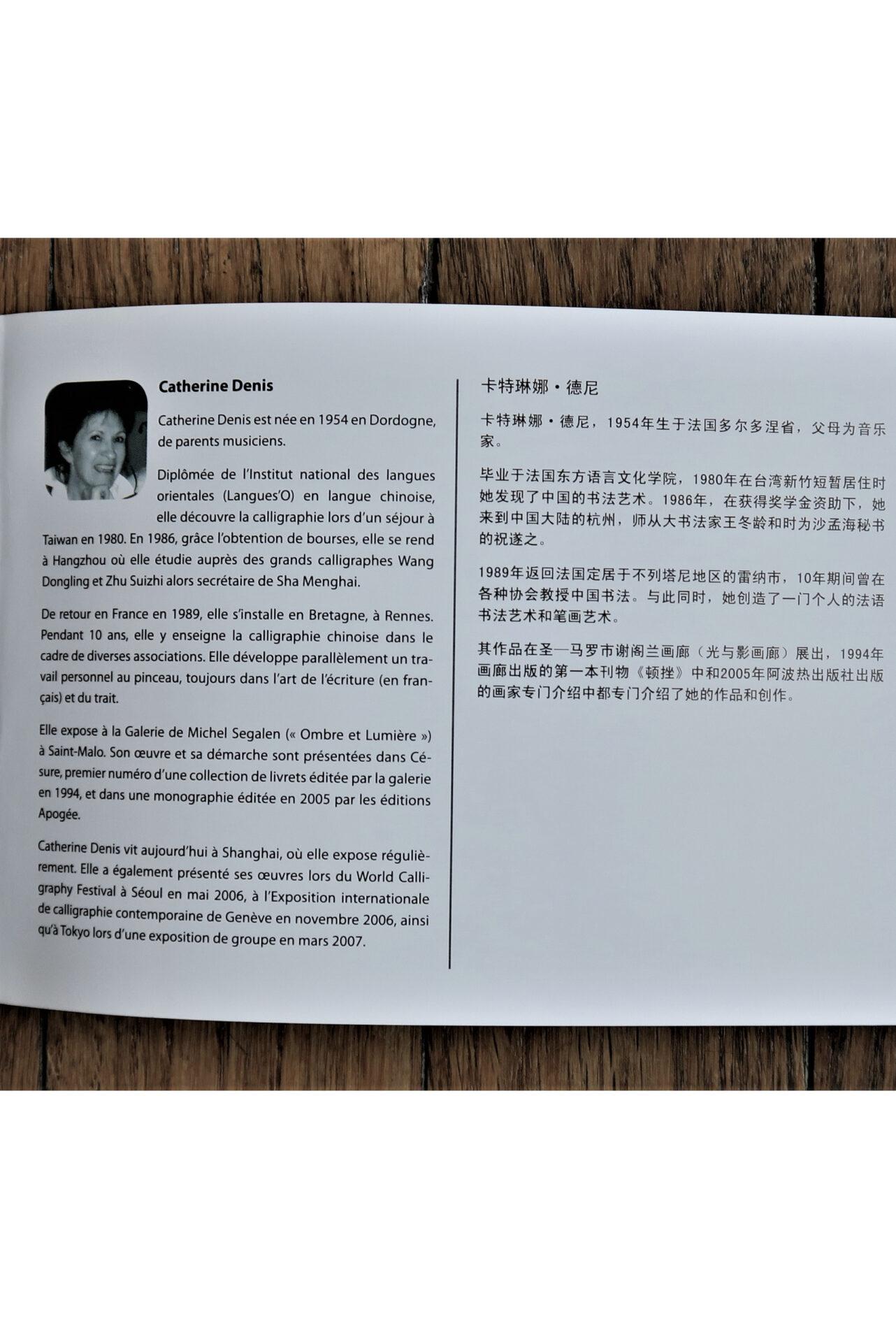 2008 - Le Printemps des poètes à Pékin - 2