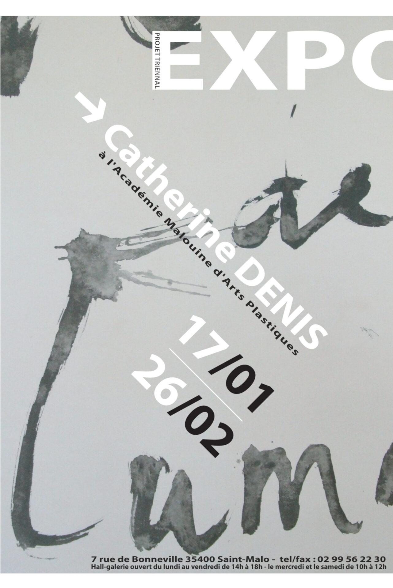 2011 - St-Malo - Académie Malouine Arts Plastiques